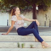 AD open style jeans #aixenprovence  #marseille  #jeans #lifestyle #lingerie #mode  #modefrance