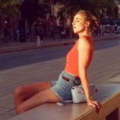 Short OpenStyle AD #short #jeans #aixenprovence  #lingerie #lifestyle #concept #fishnet
